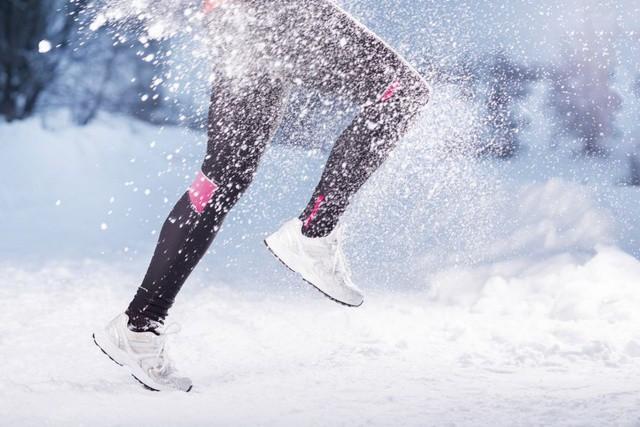 Bieganie zimą, czyli 10 zasad zimowego biegacza