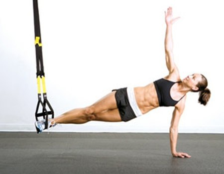 Trening TRX, czyli jak ćwiczyć z taśmami?